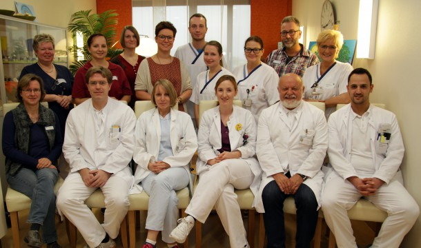 Palliativstation im EvK Witten